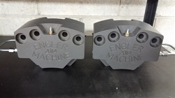 Billet Brake Calipers - pair
