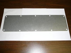 Center Plate Aluminum Cover Only