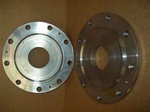 Weld on Hubs - Pair
